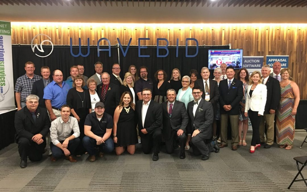 6 Members of the Minnesota Auctioneers Association Compete in the IAC in Columbus Ohio