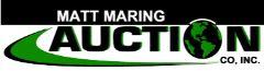 Maring Auction Service – Matt, Michelle, Kevin & Stacie Maring